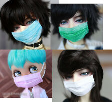 Mini Masks Multicolors For BJD 1/6 1/4 1/3 SD17,Uncle Doll Accessories AC43