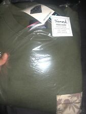 Diamond Supply Co Crewneck M Weed Camo Sweater Skate Wear