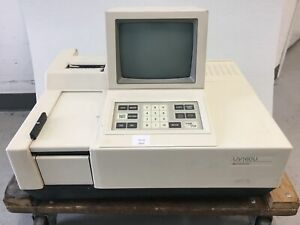 Shimadzu UV160U UV-Visible Recording Spectrophotometer Spectrometer - Functional
