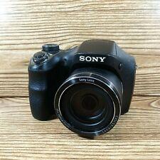 Sony Cyber-Shot DSC-H300 20.1 Mega Pixel Digital Camera 35x Optical Zoom Lens