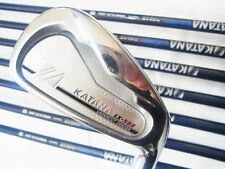KATANA LX-500 8pc R-Flex IRONS SET Golf Clubs inv 6208