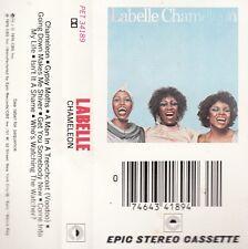 """K 7 AUDIO (TAPE)  LABELLE  """"CHAMELEON"""""""