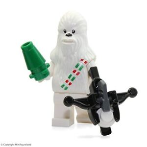 LEGO Star Wars - Exclusive Snow Chewbacca Minifigure (From Advent Calendar 75...