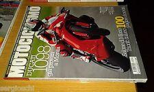 MOTOCICLISMO # 12-DICEMBRE 2006-DUCATI 1098-APRILIA RXV 550-DUCATI SPORT 1000 ..