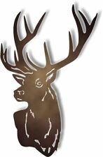 DXF CNC dxf for Plasma Router Vector Red Deer Bust Man Cave Wall Decor