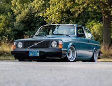 Volvo 240/242/244/245 Custom Two Piece Corsa Gt Steel Wheels Steelies