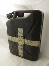 """German AUTHENTIC """"WASSER"""" JERRY CAN 20l"""