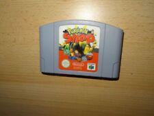 Videojuegos Pokémon nintendo 64 PAL