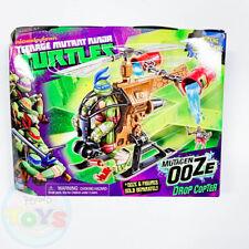 2012 Nickelodeon Teenage Mutant Ninja Turtles DROP COPTER Helicopter Vehicle