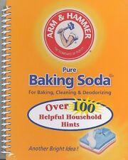 Arm & Hammer Pure Baking Soda: Over 100 Helpful Ho