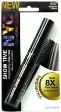 NYC Show Time Volumizing Mascara - Extreme Black #847