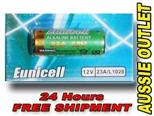 23A L1028 Eunicell 12v 59mAh Alkaline Battery ZERO Mercury - Fast FREE Shipping