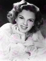 Vintage Photography Hollywood Actress Judy Garland Star Canvas Art Print