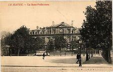 CPA Le Havre-La Sous-Préfecture (347884)