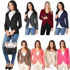 Machine Washable Solid Suits & Suit Separates for Women