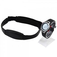 Heart Rate Monitor Watch Wireless Waterproof Outdoor Cycling Sport Chest Strap