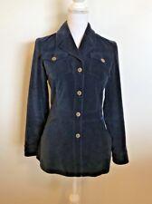 CHRISTIAN LACROIX Velvet Blazer Jacket 38 4 S Jeans Vintage Retro Made in Italy
