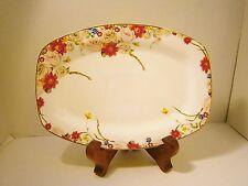 """Royal Bone China Dinnerware """"DREAMS OF PARIS"""" from Tangshan Longda Lg Platter"""