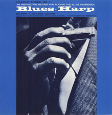 Tony Glover, Tony Li - Blues Harp: An Instruction Method [New CD]