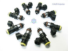 Set of 8 HIGH FLOW 2200 cc Injectors fit CHEVROLET Camaro Corvette [158221-8-6]