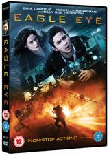 Eagle Eye DVD (2009) NEW