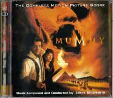 SC - 2CD THE MUMMY (Complete Motion Picture Score) - Jerry Goldsmith