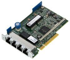 HP 634025-001 331flr 1gb Quad Puerto Ethernet Adaptador