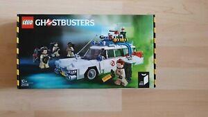 Lego 21108 IDEAS Ghostbusters ECTO -1  Neu