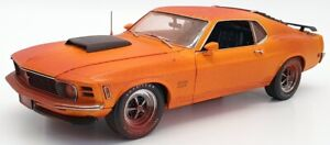 ACME 1/18 Scale A1801838 - 1970 Ford Mustang Boss & Pork Chop Trailer