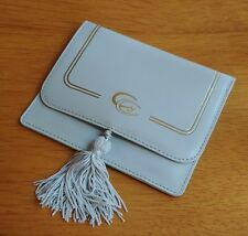 Carrera y Carrera Small Leather Wallet Madrid Espana Spain NEW...