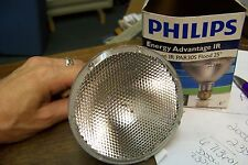 new philips par30s/irc+/fl25 halogen ir par30s flood bulb 4200hrs