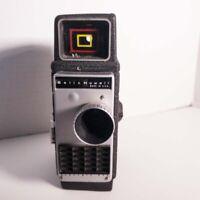 Film Camera Bell & Howell 10mm f/1.9 Electric Eye Film Movie Working Vintage