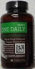 Amazon Elements Men's One Daily Multivitamin - 65 Tablets
