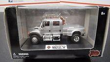 Silver Malibu International Harvester IH CXT 1/64 NIB Truck Hard to Find Rare