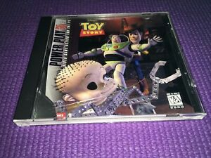 """Disney Toy Story Interactive Power Play PC Game """" Preowned"""""""