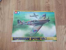 Supermarine Spitfire Mk I Tamiya 1/48 neuf