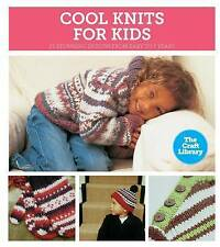 The Craft Library: Cool Knits for Kids by Kate Gunn, Robyn Macdonald (Hb) (NF15)