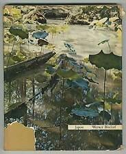 Werner BISCHOF / Japon First Edition 1954