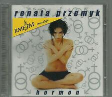 RENATA PRZEMYK - HORMON 1999 YA HOZNA TOP RARE OOP POLAND POLONIA POLEN
