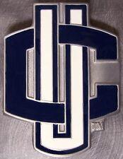 NCAA Pewter Belt Buckle University of Connecticut UCONN Huskies NEW