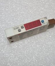 SMC ZSE10-M5-B-P DIGITAL PRESSURE SWITCH VACUUM COMPOUND M5 PNP
