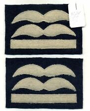 n.2 gradi della Luftwaffe da TENENTE - OBERLEUTNANT