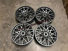 "19"" Rotiform BLQ Style Wheels - Gun Metal - VW Golf MK5 MK6 MK7 MK7.5 Audi A3"