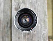 Zeiss Distagon T * 35 mm F2.0 Objectif ZF2 pour Nikon Excellent zf.2