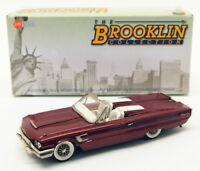 Brooklin Models BRK47 1/43 Scale Car - 1965 Ford Thunderbird - John Roberts