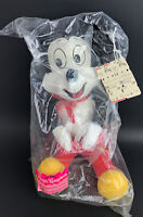 """Vintage NEW Walt Disney Mickey Mouse Autograph Mees 11"""" Stuffed Toy Animal"""