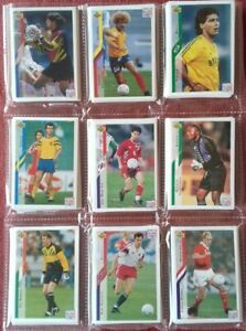 World Cup USA 94 UPPER DECK  complete set 300/300 stickers