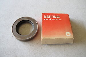 Transfer Case Output Shaft Seal Front,Rear National 450185 fit Chevy Ford