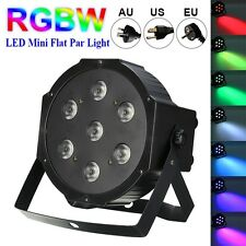 84W RGBW 7 LED Par Stage Light Disco Club DJ Effect Lighting Bar Party KTV Lamp
