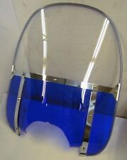 BEADED WINDSHIELD w/ RED or  LOWER 60-84 Panhead Shovelhead